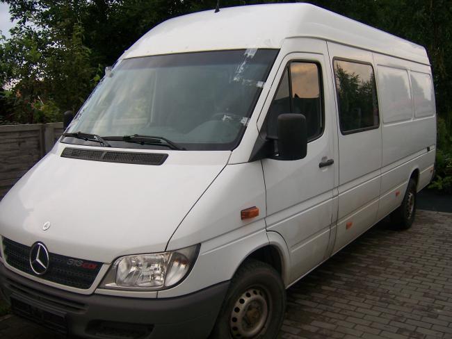 Грузовые перевозки по РБ микроавтобусом.